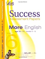 More English Age 10-11 (Letts 11+ Success)