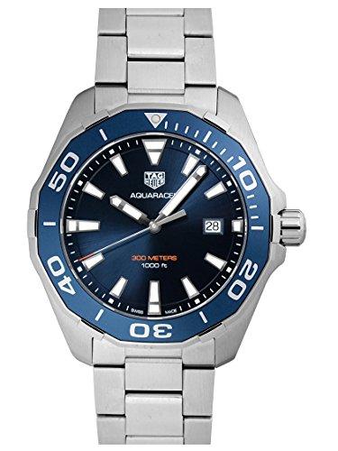 タグ・ホイヤー メンズ腕時計 アクアレーサー WAY101C...
