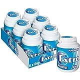 Extra Peppermint Chewing Gum Bottle 64g, 6 x 64 g, Peppermint