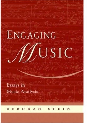 Download Engaging Music: Essays in Music Analysis 0195170105