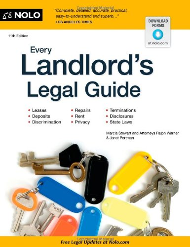 Download Every Landlord's Legal Guide 1413317146