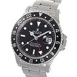 [ロレックス]GMTマスター 黒黒ベゼル A番 16700 ROLEX 腕時計[メンズ] [並行輸入品]