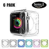[ 6色パック] Apple Watchシリーズ2ケース、 iwatch-2-38