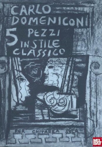 5 Pezzi in Stile Classico (Edition Margaux)