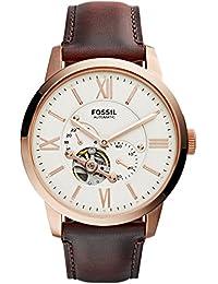 [フォッシル]FOSSIL 自動巻き腕時計 TOWNSMAN AUTOMATIC ME3105 メンズ 【正規輸入品】