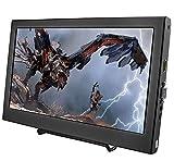 cocopar ®11.6インチ 16:9/4:3 HDMI/VGA/3.5mmイヤホン端子 解像度1920*1080PS3/PS4/xbox360/oneゲームに適用するハイビジョン モニター パソコンディスプレイ Raspberry Pi ラズベリーパイに適応できる 携帯型ディスプレ Windows 7 8 10