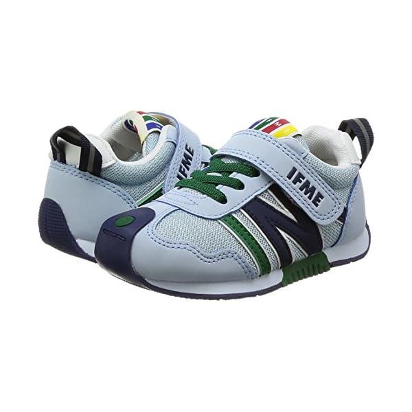 [イフミー] 運動靴 30-7705 ブルー ...の紹介画像5