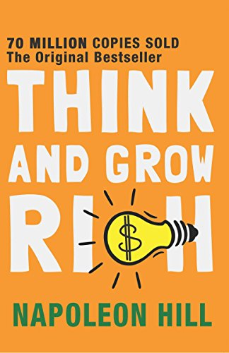 Think And Grow Rich [Paperback] [Jan 01, 2014] Napolean Hill