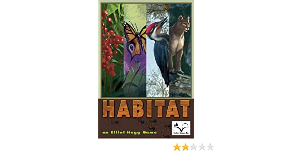 603VLY Valley Games Habitat Publisher Services Inc PSI