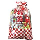 正月版 いろいろ 駄菓子お菓子 福袋セット (駄菓子詰め合わせセット 約100点)