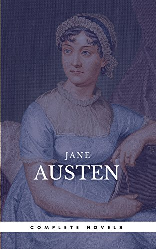 Austen, Jane: The Complete Novels (Book Center) (The Greatest Writers of All Time) (English Edition)