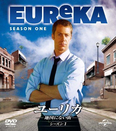 ユーリカ ~地図にない街~ シーズン1 バリューパック [DVD]の詳細を見る