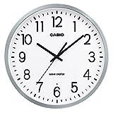 CASIO(カシオ) 置き時計・掛け時計 シルバー 直径36? IQ-2100J-8JF