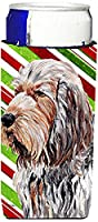 Otterhound Candy CaneクリスマスUltra Beverage Insulators forスリム缶sc9804muk