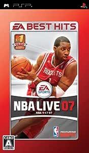 EA BEST HITS NBAライブ 07 - PSP