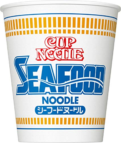 [Case Sale] Nissin Cup Noodle Seafood Noodle 75g x 20