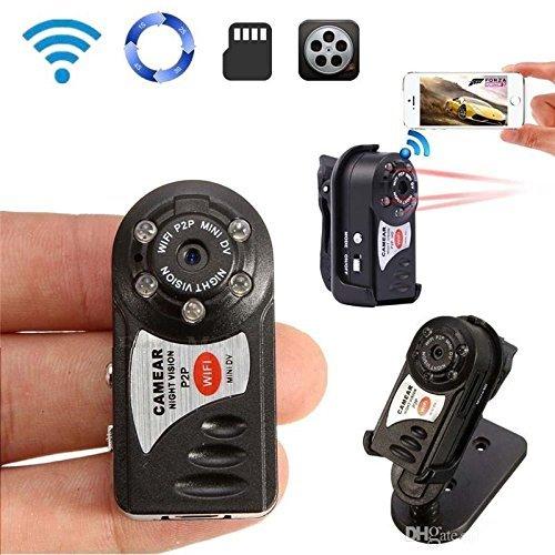 OneSky P2P ドライブレコーダー 小型カメラ WIF...