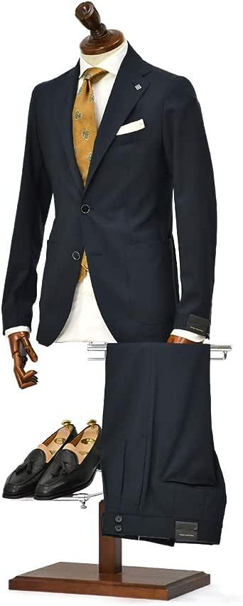 先行販売 早得 【袖修理無料】15周年ノベルティー付き [TAGLIATORE【タリアトーレ】]シングルスーツ G-DAKAR22K 15UEZ185 B1099 ダカール ヴァージンウール ネイビー(42)