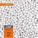 Valken アクセラレート エアソフトBBS 0.32G Bio-5000CT-ホワイト
