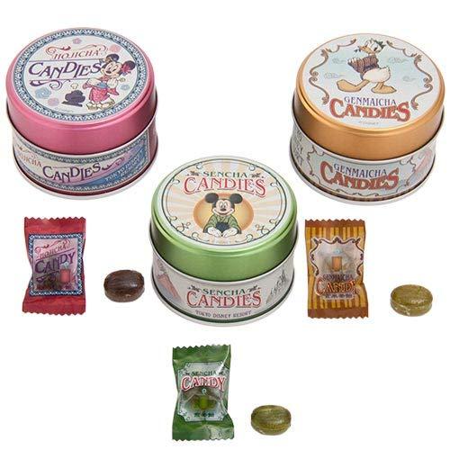 ミッキー&フレンズ 缶入りキャンディーセット 3個入り お菓子 ディズニー グッズ お土産【東京ディズニーリゾート限定】