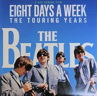 【映画パンフレット・フライヤー付き】 ザ・ビートルズ~EIGHT DAYS A WEEK ‐ The Touring Years