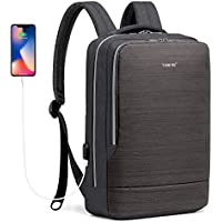 LAPACKER Travel Laptop Backpack, 15.6-17 inch Anti Theft Durable Large Backpack, Water Resistant College School Business Computer Bag for Women & Men