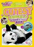 National Geographic Kids Cutest Animals Sticker Activity Book: Over 1,000 stickers! by National Geographic Kids(2013-05-14) 画像