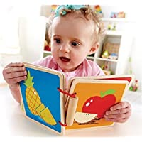 Hape Baby Book/Fruit Display (6 Piece) [並行輸入品]
