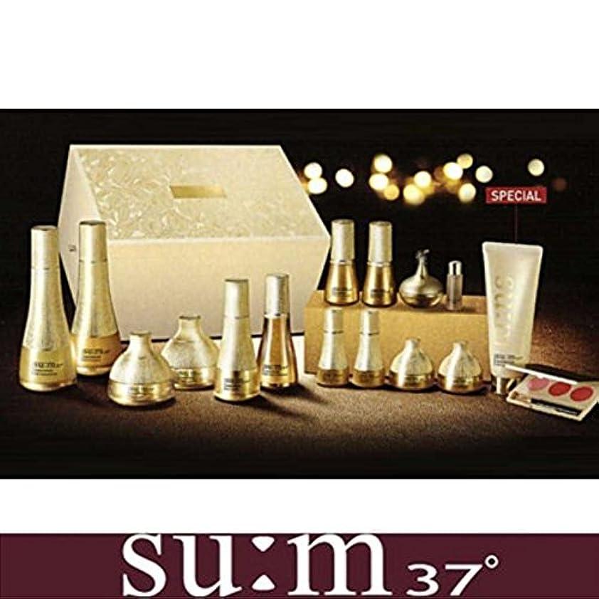 土曜日三角高価な[su:m37/スム37°]LosecSumma Premium Special Limited Skincare Set/プレミアムスペシャルリミテッドスキンケアセット + [Sample Gift](海外直送品)