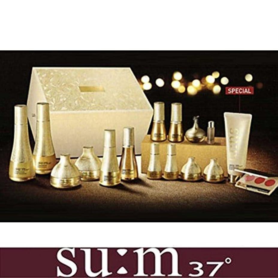 金属バイパス添付[su:m37/スム37°]LosecSumma Premium Special Limited Skincare Set/プレミアムスペシャルリミテッドスキンケアセット + [Sample Gift](海外直送品)