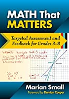 Math That Matters: Targeted Assessment and Feedback for Grades 3–8