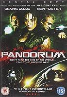 PANDORUM (RENTAL) [DVD]