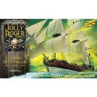 プラッツ 1/130 ジョリー・ロジャーシリーズ 幽霊船 フライング・ダッチマン号 プラモデル HL218