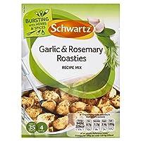 (Schwartz (シュワルツ)) ガーリック&ローズマリーRoasties 33グラム (x2) - Schwartz Garlic & Rosemary Roasties 33g (Pack of 2) [並行輸入品]