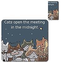 Nexus 5 EM01L cronos 手帳型スマホカバー・ケース どら猫 キャット neko ネコ ペットtamakiti