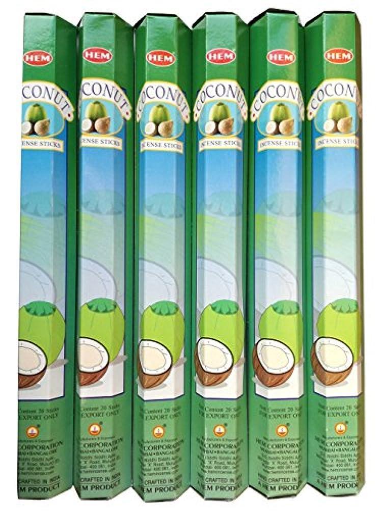 ヨーグルトパンフレット怪物HEM ココナッツ 6個セット
