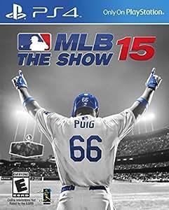 MLB 15 The Show (輸入版:北米) - PS4