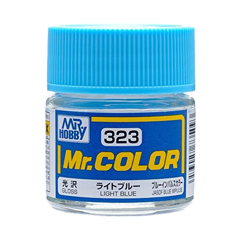 Mr.カラー C323 ライトブルー