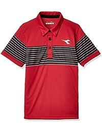 (ディアドラ) DIADORA(ディアドラ) テニスウェア ゲームシャツ(ジュニア)
