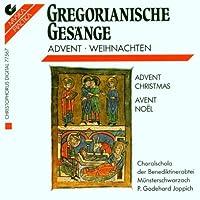 Gregorianische Gesaenge