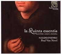 Quinta Essentia: Masses By Palestrina / Lassus