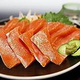【食卓の逸品】 北海道地場の味 北海道産 銀とろルイベ 1パック 100g 西別鮭