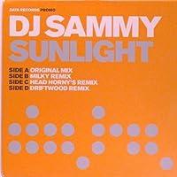 "Sunlight - Dj Sammy 2X12"""