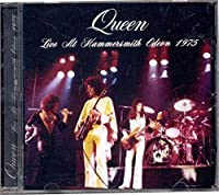 Live At Hammersmith Odeon 1975 on December 24th 1975