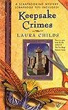Keepsake Crimes (A Scrapbooking Mystery)