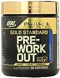 Optimum Nutrition Gold Standard Pre-Workout 30 Serve Supplement, Blueberry Lemonade, 300 Gram 栄養ゴールド?スタンダードプレワークアウトサプリメント [並行輸入品]