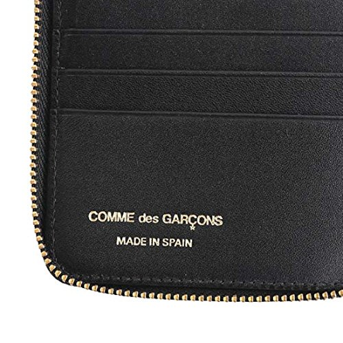 be6f2c95aae9 ... (コムデギャルソン)COMME des GARCONS 財布二つ折り財布SA210EA EMBOSS ブラック[並行輸入 ...