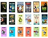 Books for Kids: 18 Full Length Books for Kids Ages 8-12: Kids Chapter Book, Kids Fantasy Book, Kids Mystery Book, Kids Funny Book, Kids Free Stories, Kids ... Ages 6-8, 7-9, 8-10, 9-12 (English Edition)