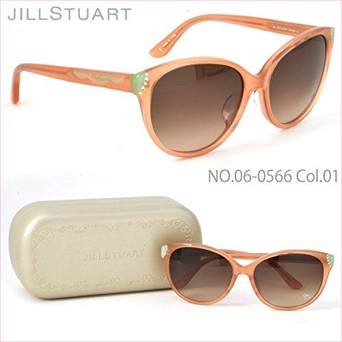 【ジルスチュアート サングラス】JILL STUART 06-0566 C01 56