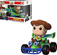 Pop Toy Story Woody with Rc Vinyl Figure